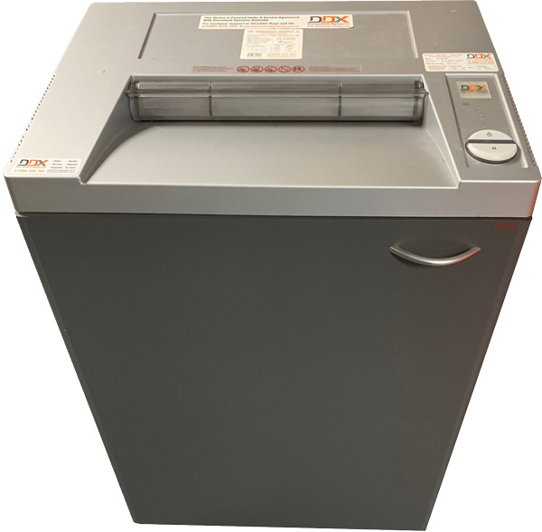 Second hand and repurposed paper shredders » Document Dynamix Australia