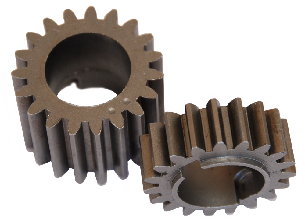 Paper shredder parts gears