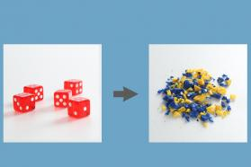 Casino Shredder Dice